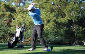 golf program - drive
